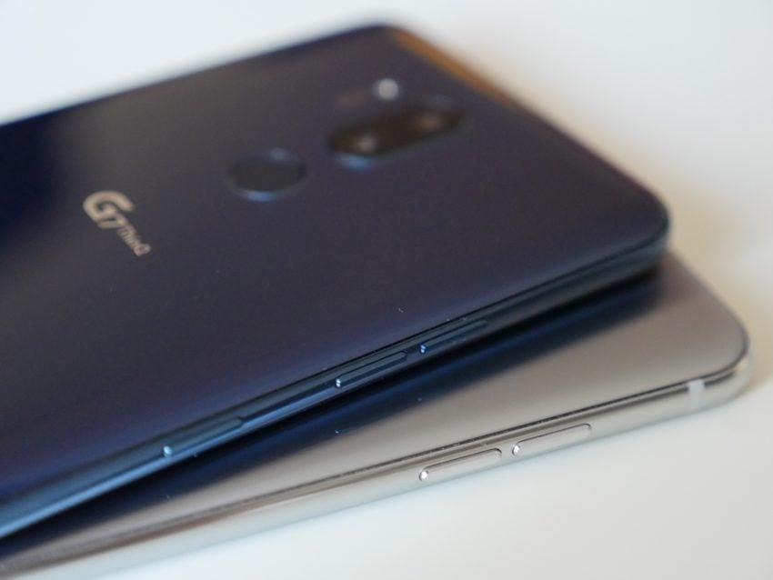 Dwa najlepsze smartfony LG w jednym miejscu, czyli porównanie G7 ThinQ i V30 124