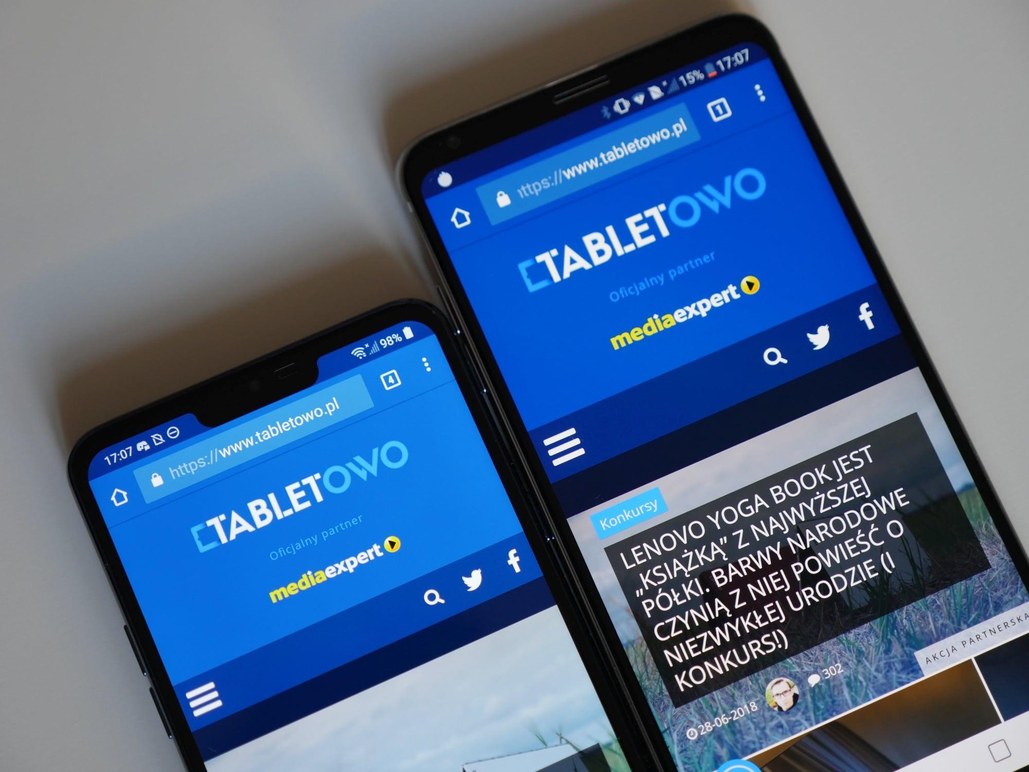 Co pokaże LG w 2019 roku? Co najmniej cztery ciekawe smartfony 16