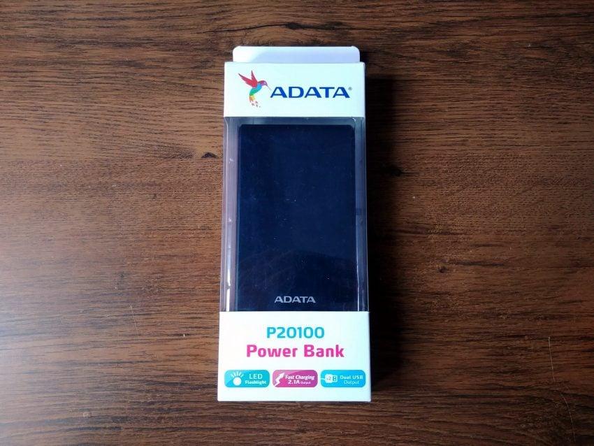Tabletowo.pl Powerbank niejedno ma imię, czyli ADATA P10050 kontra ADATA P20100 Akcesoria Porównania Recenzje