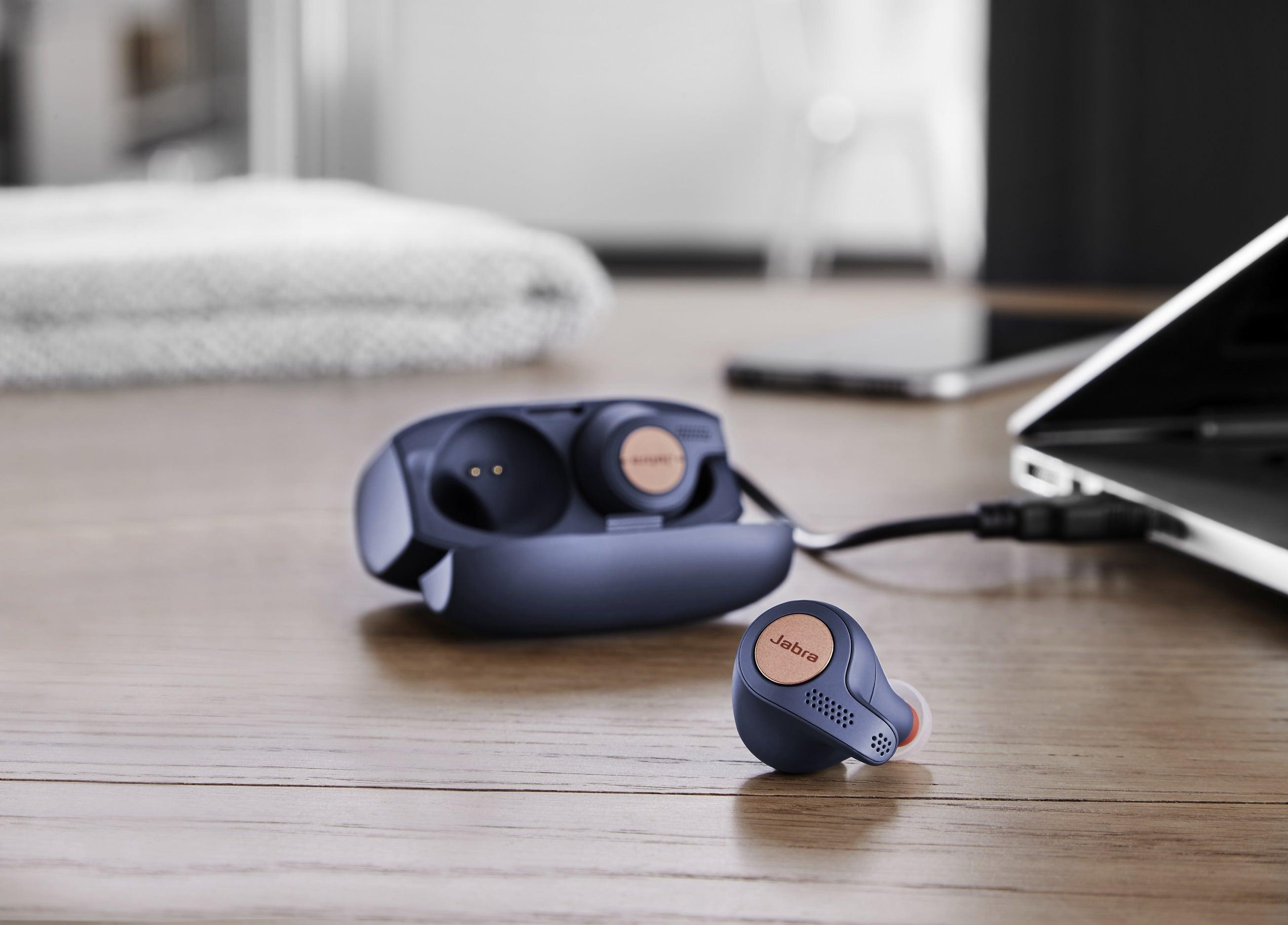 Tabletowo.pl Jabra Elite Active 65t to całkowicie bezprzewodowe słuchawki z hybrydową Aktywną Redukcją Szumów Audio Nowości