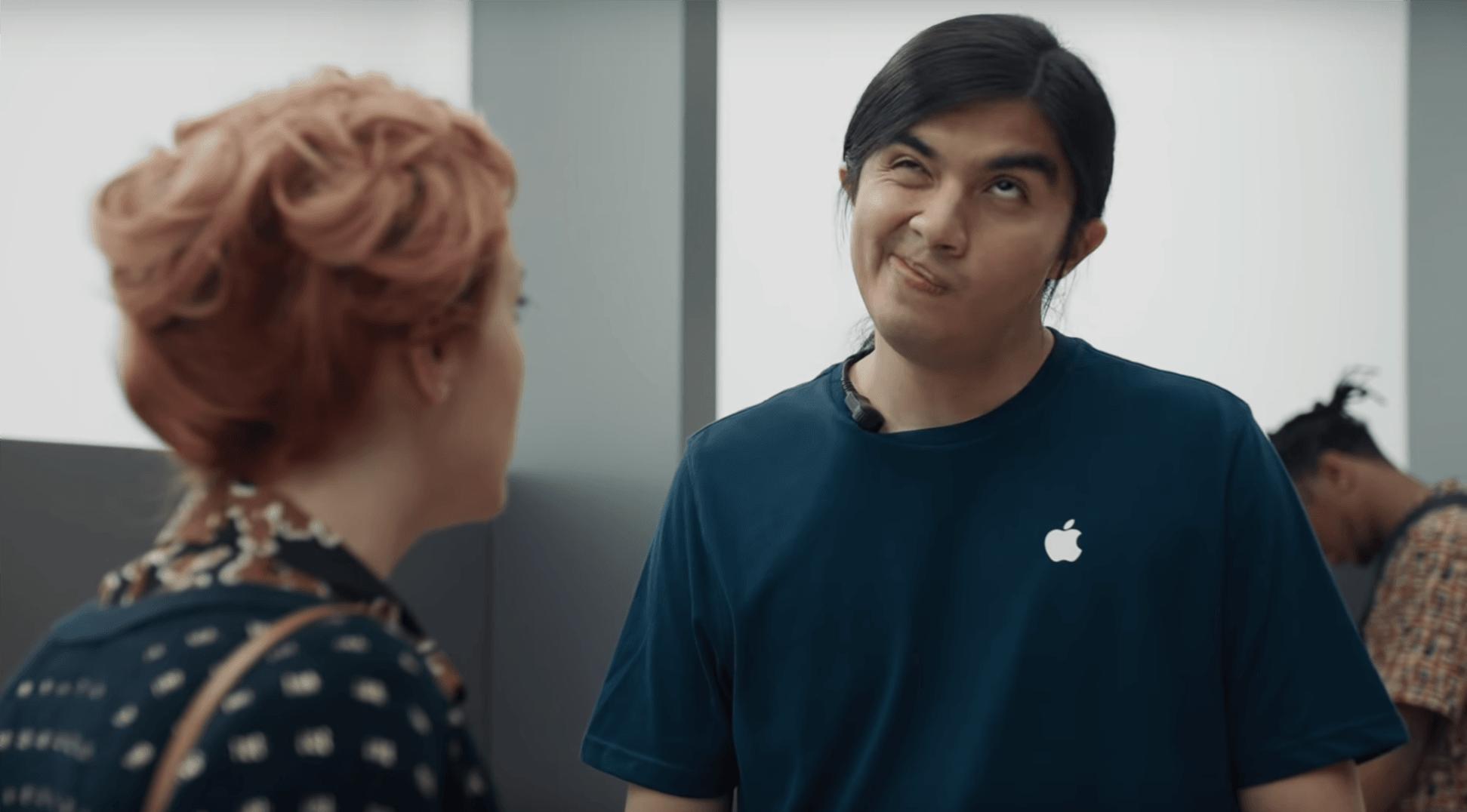 Tabletowo.pl Samsung ponownie stroi sobie żarty z iPhone'a X. Tym razem chodzi o szybkość pobierania danych Apple Humor Samsung Smartfony