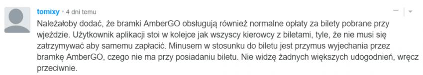 Tabletowo.pl Testy aplikacji Autopay na autostradzie A1: i tak trzeba stać w kolejkach do bramek Aplikacje Moto
