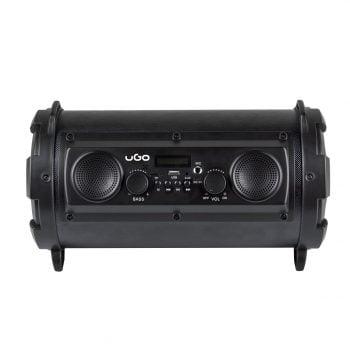 Tabletowo.pl Z uGo Bazooka nie postrzelasz - chyba, że dźwiękiem, bo mocy nie brakuje temu głośnikowi bezprzewodowemu Audio Nowości