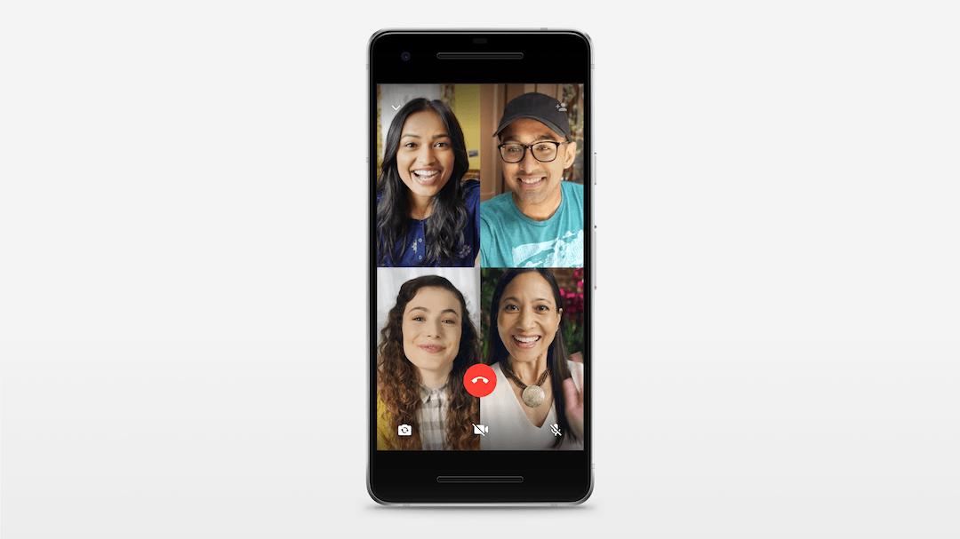 WhatsApp dodaje grupowy czat głosowy oraz grupowe wideorozmowy. Aktualizacja trafi na Androida i iOS 22