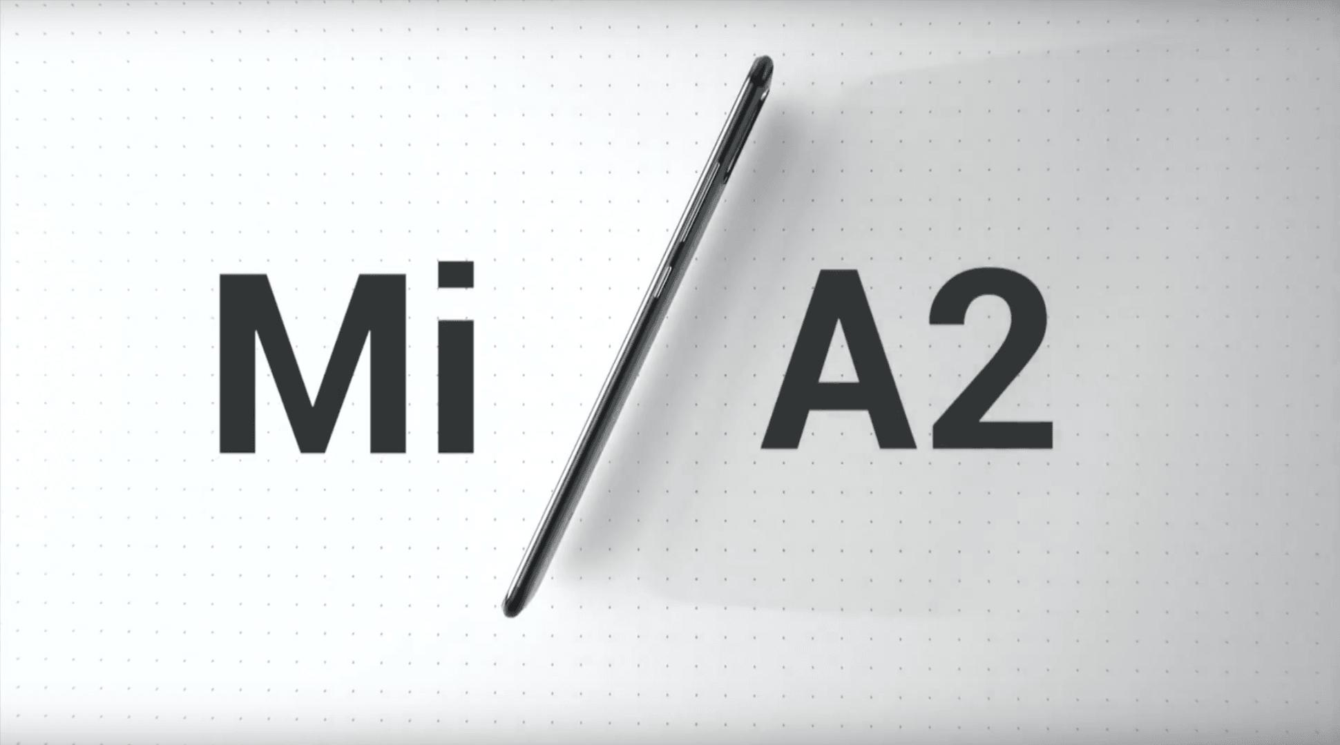 Tabletowo.pl To będzie bardzo często polecany smartfon - Xiaomi Mi A2 debiutuje w Madrycie Nowości Smartfony Xiaomi