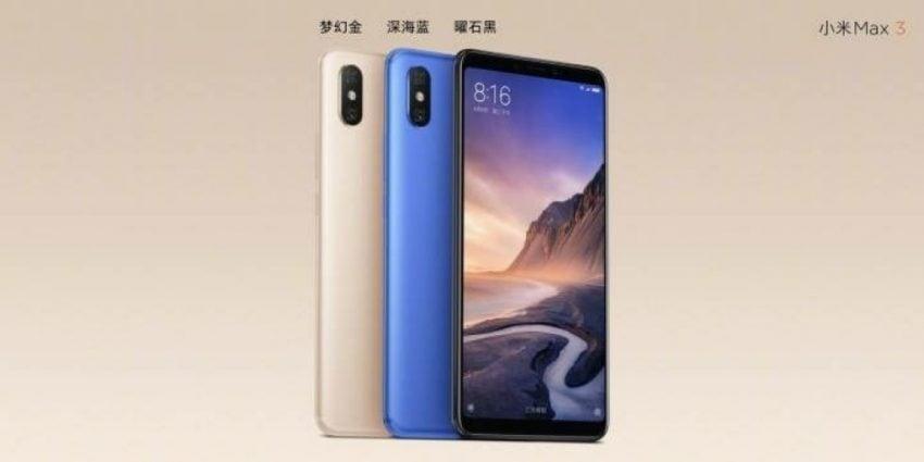 6,9-calowy Xiaomi Mi Max 3 zostanie zaprezentowany już w czwartek. Przyjrzyjmy mu się z bliska 28