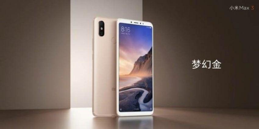 6,9-calowy Xiaomi Mi Max 3 zostanie zaprezentowany już w czwartek. Przyjrzyjmy mu się z bliska 24