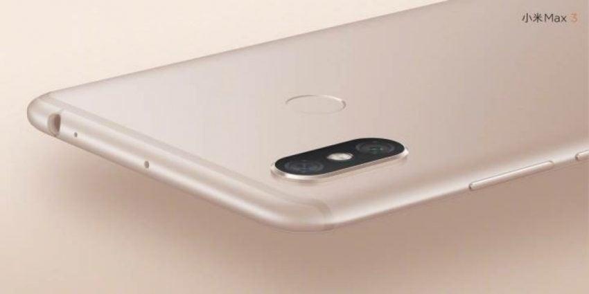 6,9-calowy Xiaomi Mi Max 3 zostanie zaprezentowany już w czwartek. Przyjrzyjmy mu się z bliska 23