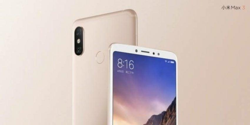 6,9-calowy Xiaomi Mi Max 3 zostanie zaprezentowany już w czwartek. Przyjrzyjmy mu się z bliska 22