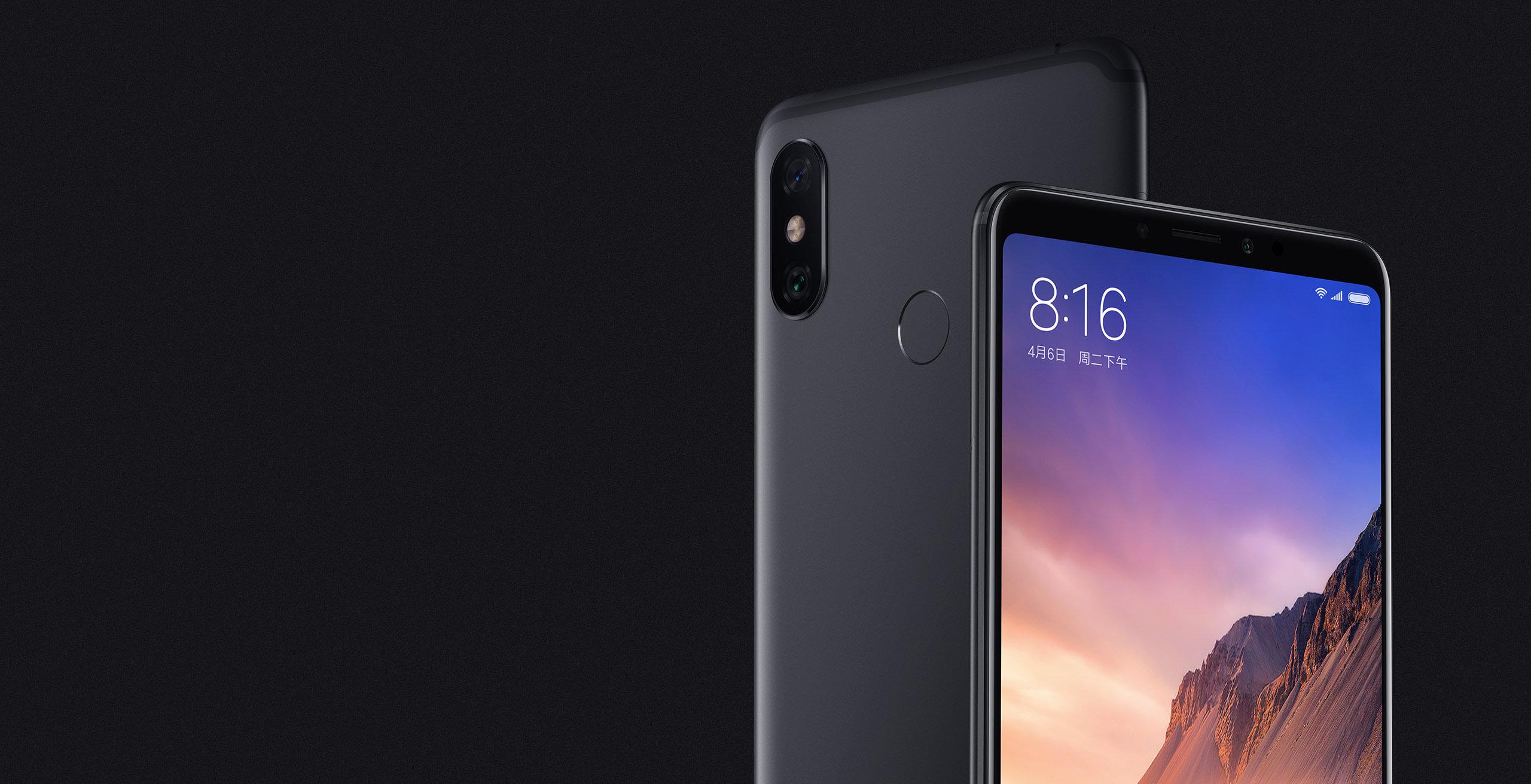 smartfon Xiaomi Mi Max 3