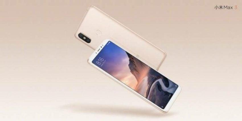 6,9-calowy Xiaomi Mi Max 3 zostanie zaprezentowany już w czwartek. Przyjrzyjmy mu się z bliska 21
