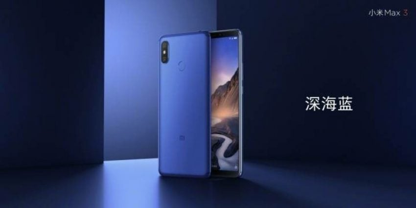 6,9-calowy Xiaomi Mi Max 3 zostanie zaprezentowany już w czwartek. Przyjrzyjmy mu się z bliska 25