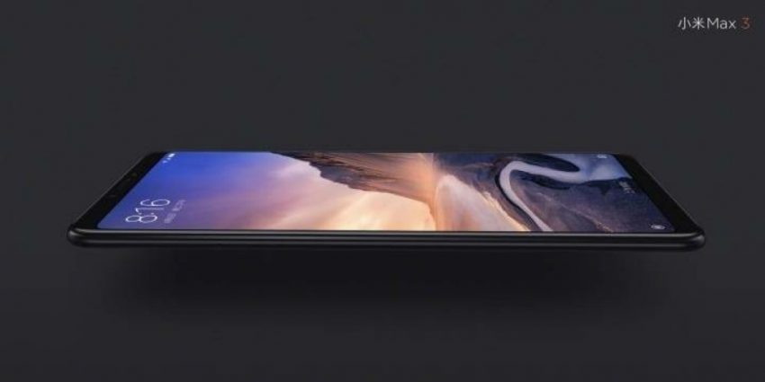 6,9-calowy Xiaomi Mi Max 3 zostanie zaprezentowany już w czwartek. Przyjrzyjmy mu się z bliska 27