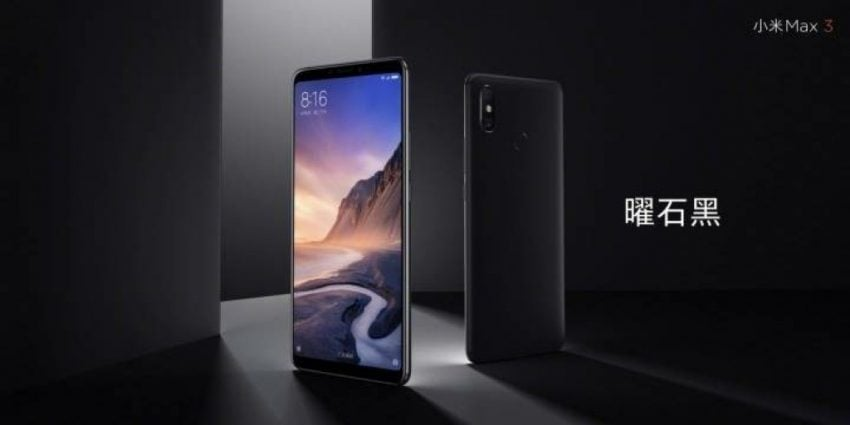 6,9-calowy Xiaomi Mi Max 3 zostanie zaprezentowany już w czwartek. Przyjrzyjmy mu się z bliska 26