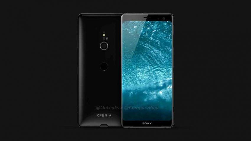 Sony zatraciło swój styl i szuka nowego. Xperia XZ3 moze być bardzo podobna do Samsunga Galaxy S9 21