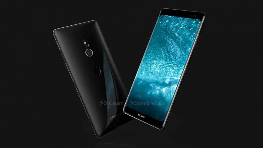 Sony zatraciło swój styl i szuka nowego. Xperia XZ3 moze być bardzo podobna do Samsunga Galaxy S9 23