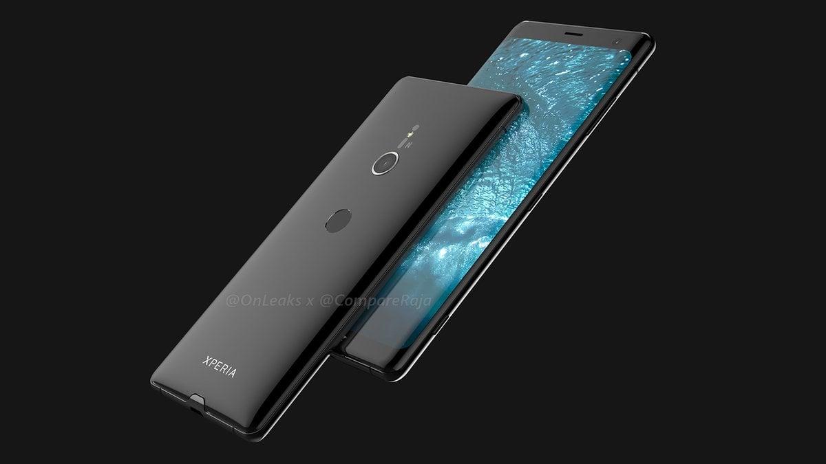 Sony zatraciło swój styl i szuka nowego. Xperia XZ3 moze być bardzo podobna do Samsunga Galaxy S9 19