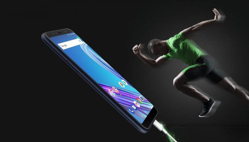 Tabletowo.pl Znamy cenę Asusa ZenFone Max Pro M1 w Polsce. Ciekawe, czy zagrozi pozycji Xiaomi Redmi Note 5 Pro Asus Nowości Smartfony