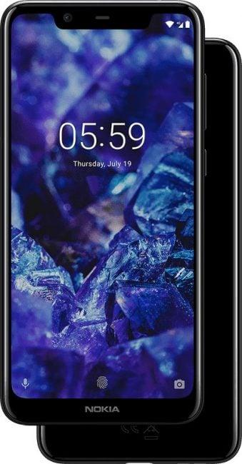 To jest ten smartfon, na którego czekaliśmy? No chyba nie. HMD pokazuje Nokię 6.1 Plus i Nokię 5.1 Plus 23