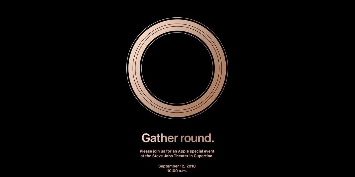 Apple zdradziło datę wrześniowej konferencji - tegoroczne iPhone'y zadebiutują 12 września 26