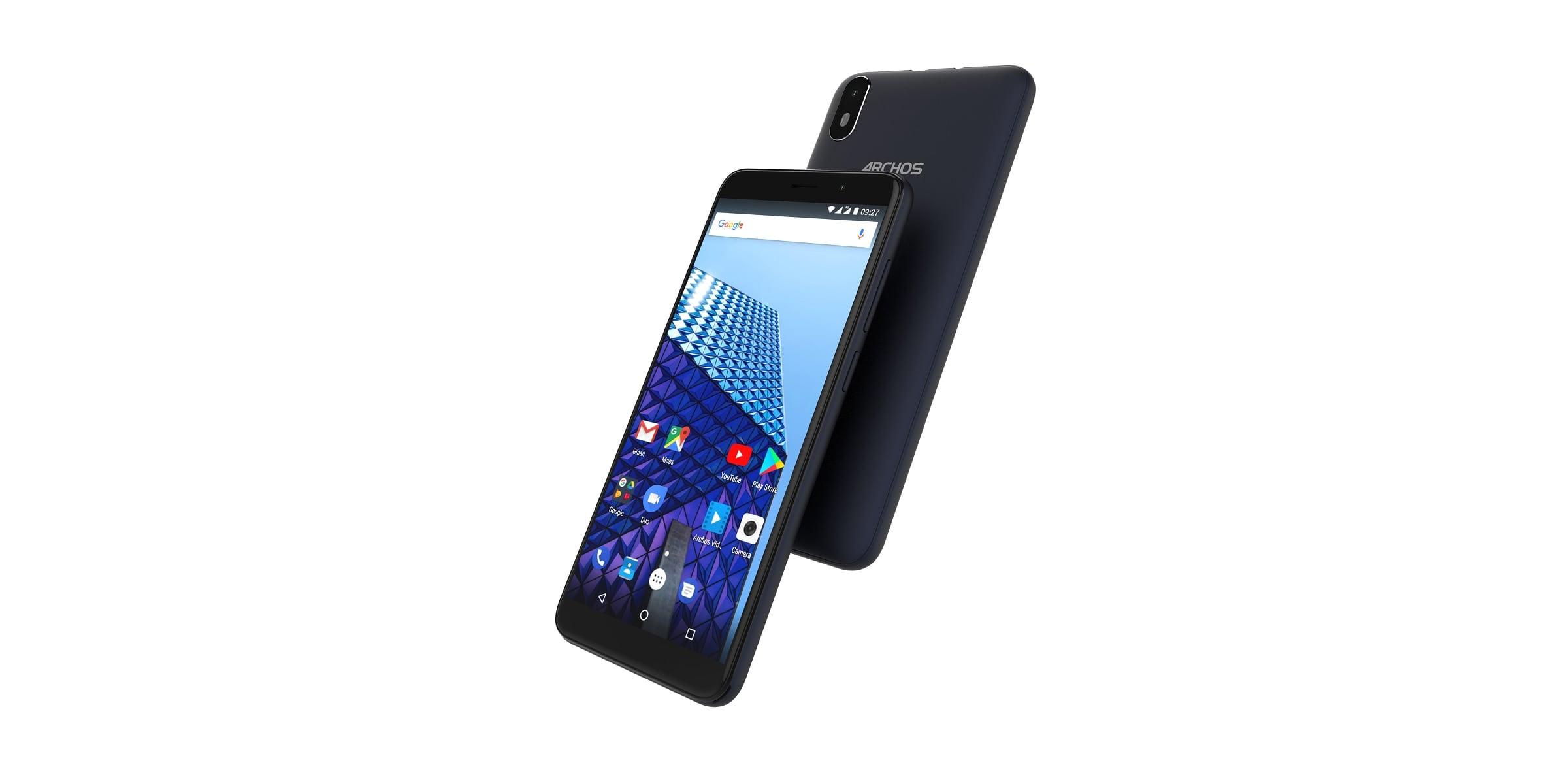 Archos zapowiada premierę budżetowego smartfona z Androidem Go. Znamy już jego specyfikację i cenę 23
