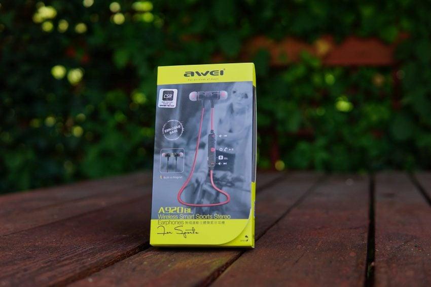 Recenzja niskobudżetowych słuchawek Bluetooth - Awei A920BL 23