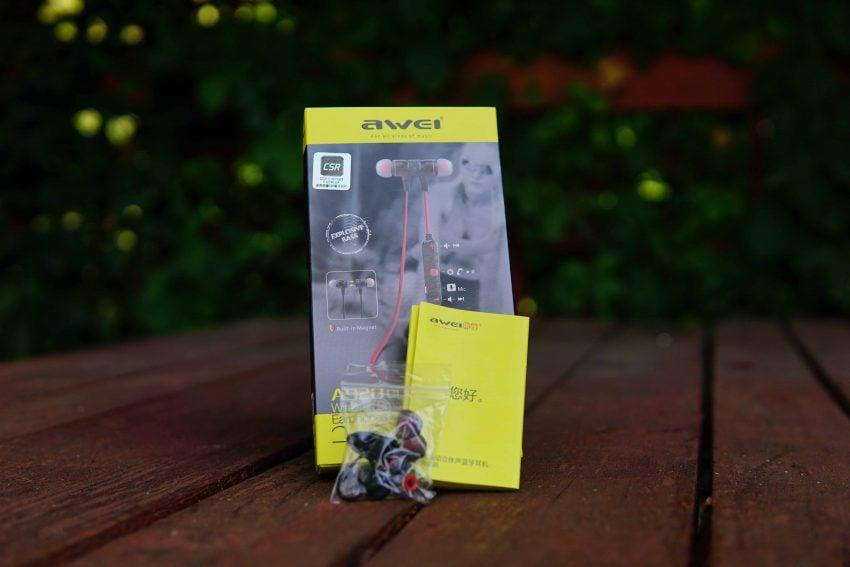 Tabletowo.pl Recenzja niskobudżetowych słuchawek Bluetooth - Awei A920BL Audio Chińskie Recenzje