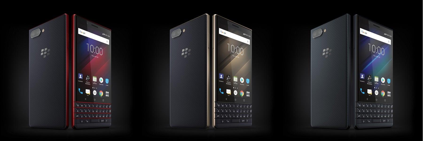 BlackBerry KEY2 LE to porządny średniak w dobrej cenie dla fanów sprzętów z klawiaturą QWERTY 26