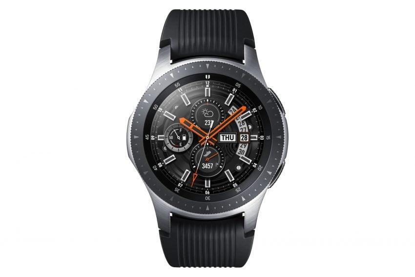 Tabletowo.pl Kusząca oferta przedsprzedażowa nowego zegarka - Galaxy Watch z podwójną ładowarką gratis Samsung Tizen Wearable
