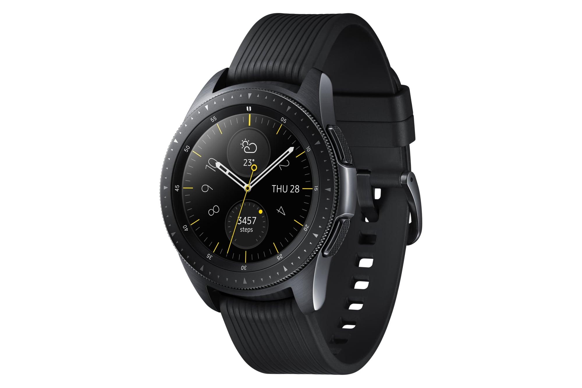 Samsung Galaxy Watch to potrójne monitorowanie: stresu, snu i aktywności fizycznej 27