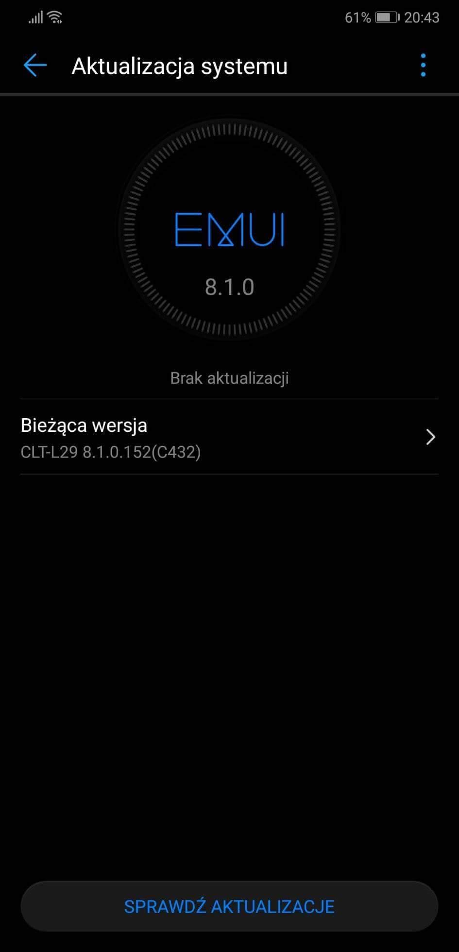 Huawei P20 Pro jako pierwszy w Polsce dostaje aktualizację GPU Turbo 20