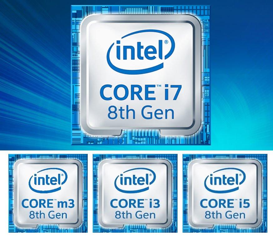 Tabletowo.pl Intel prezentuje procesory Whiskey Lake i Amber Lake 8. generacji. Będą montowane w laptopach i urządzeniach 2 w 1 Intel Nowości Technologie