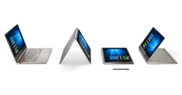 Tabletowo.pl Lenovo Yoga C930 będzie pierwszym laptopem konwertowalnym z obrotowym soundbarem Hybrydy Lenovo Plotki / Przecieki Windows