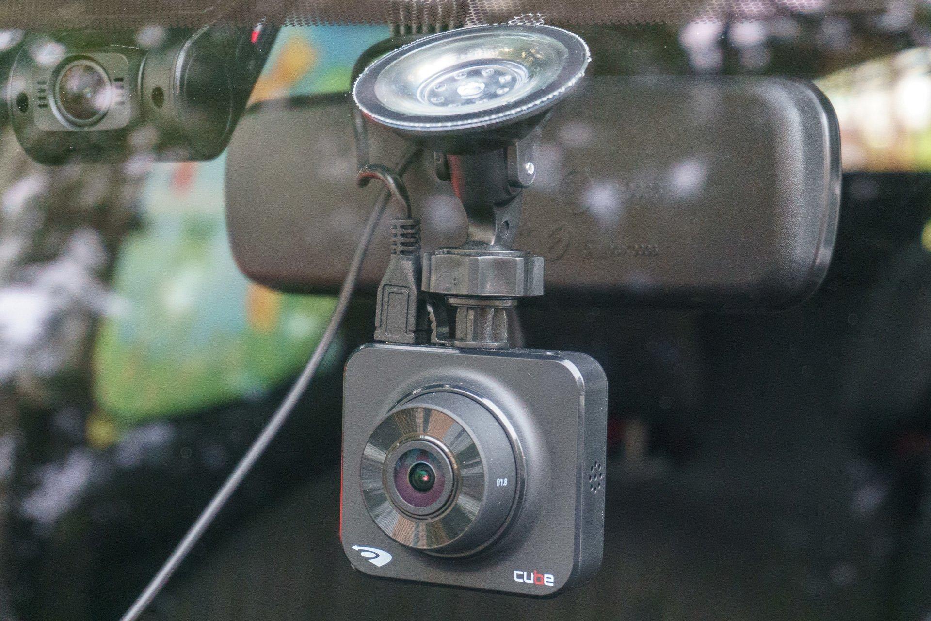 Tabletowo.pl NavRoad myCam HD Cube - tani wideorejestrator dla niewymagających (recenzja) Akcesoria Recenzje Sprzęt
