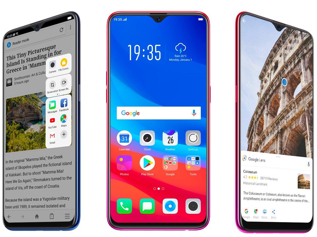 Tabletowo.pl Oppo F9 wygląda zjawiskowo i ma wszystko, czego potrzebuje w smartfonie przeciętny użytkownik Android Nowości Oppo Smartfony