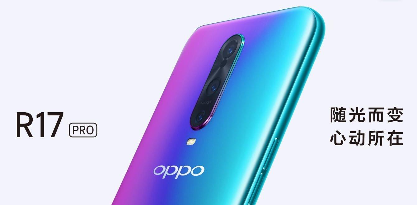 Tabletowo.pl Oppo R17 Pro... znaczy się RX17 Pro, już od jutra w Europie Android Oppo Smartfony Zapowiedzi