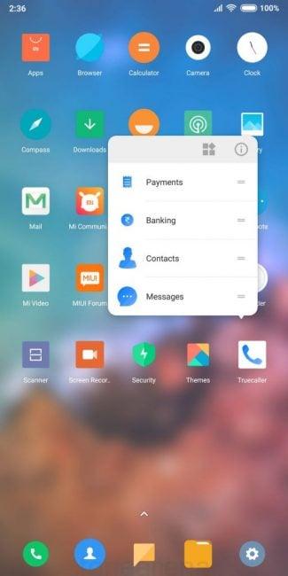 Tabletowo.pl Poco F1 ma nakładkę systemową podobną do MIUI. Wersja beta launchera Poco jest już dostępna w sieci Android Aplikacje Oprogramowanie Xiaomi