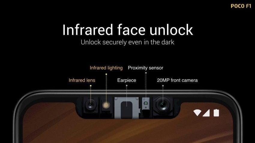 Pierwszy smartfon indyjskiej podmarki Xiaomi. Poco F1 to pocisk w stronę OnePlusa 6 - jak na flagowca, jest turbo tani 36