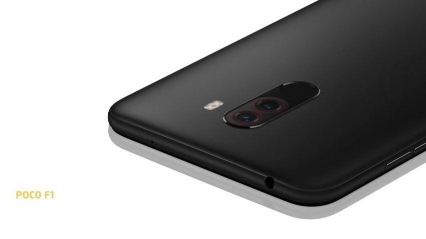 Pierwszy smartfon indyjskiej podmarki Xiaomi. Poco F1 to pocisk w stronę OnePlusa 6 - jak na flagowca, jest turbo tani 23