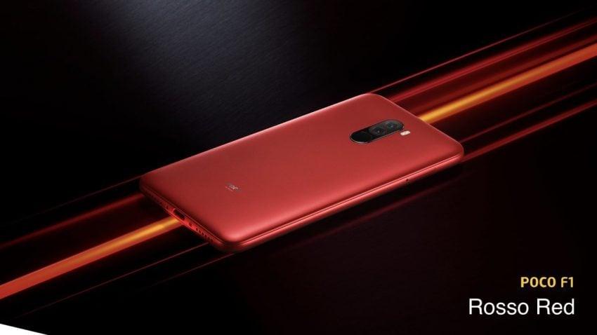 Pierwszy smartfon indyjskiej podmarki Xiaomi. Poco F1 to pocisk w stronę OnePlusa 6 - jak na flagowca, jest turbo tani 42