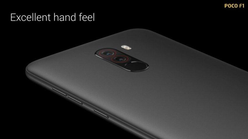 Pierwszy smartfon indyjskiej podmarki Xiaomi. Poco F1 to pocisk w stronę OnePlusa 6 - jak na flagowca, jest turbo tani 27