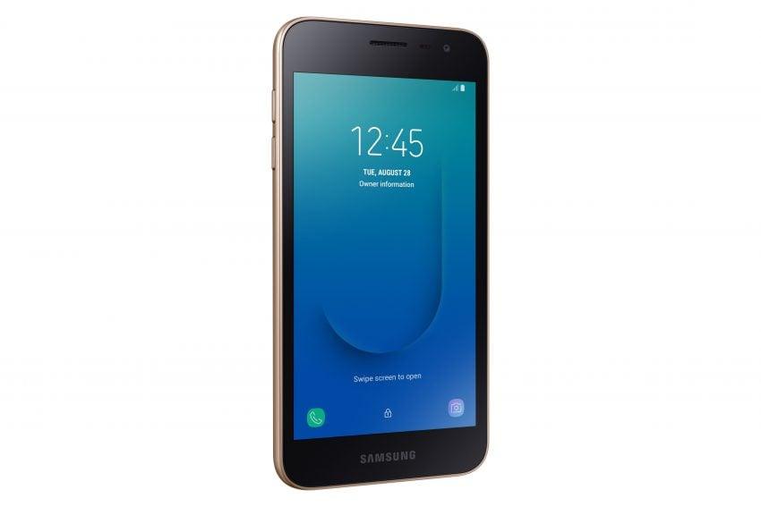 Pierwszy smartfon z Android Go w ofercie Samsunga. Galaxy J2 Core to budżetowiec z ekranem 5 cali
