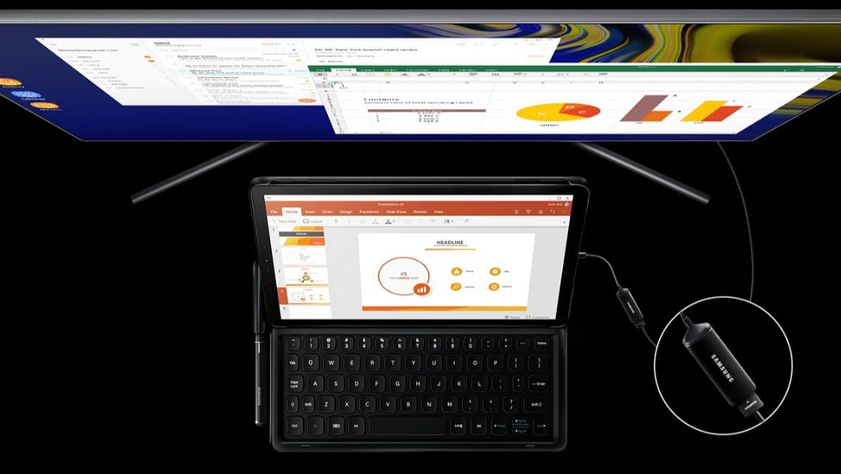 Samsung Galaxy Tab S4 oficjalnie. Miał być z najwyższej półki i jak najbardziej jest