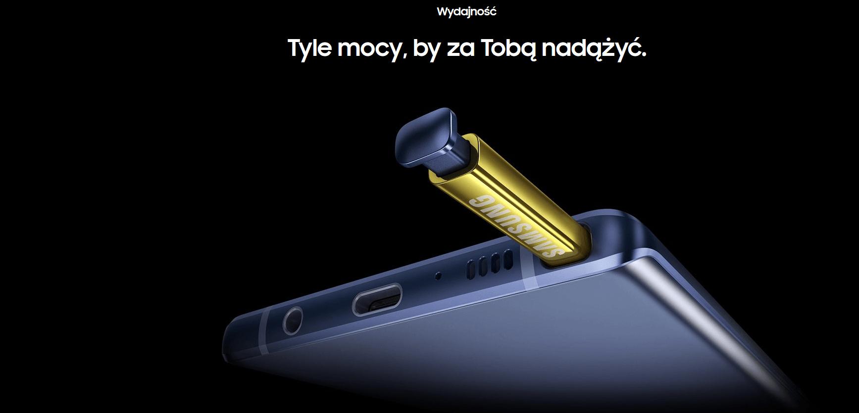 Samsung Galaxy Note 9 w ofertach operatorów - gdzie z umową najtaniej? 20