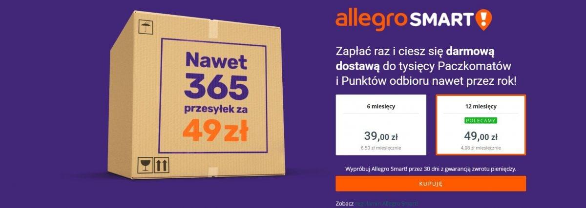 Allegro Smart W Pelnej Krasie Idealnie Nie Jest Ale To I Tak Bardzo Ciekawa Propozycja