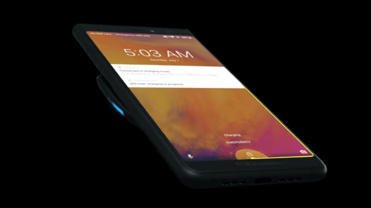 BlackBerry zapowiada ładowarkę bezprzewodową. Firma stawia na oryginalny design i funkcjonalność 19