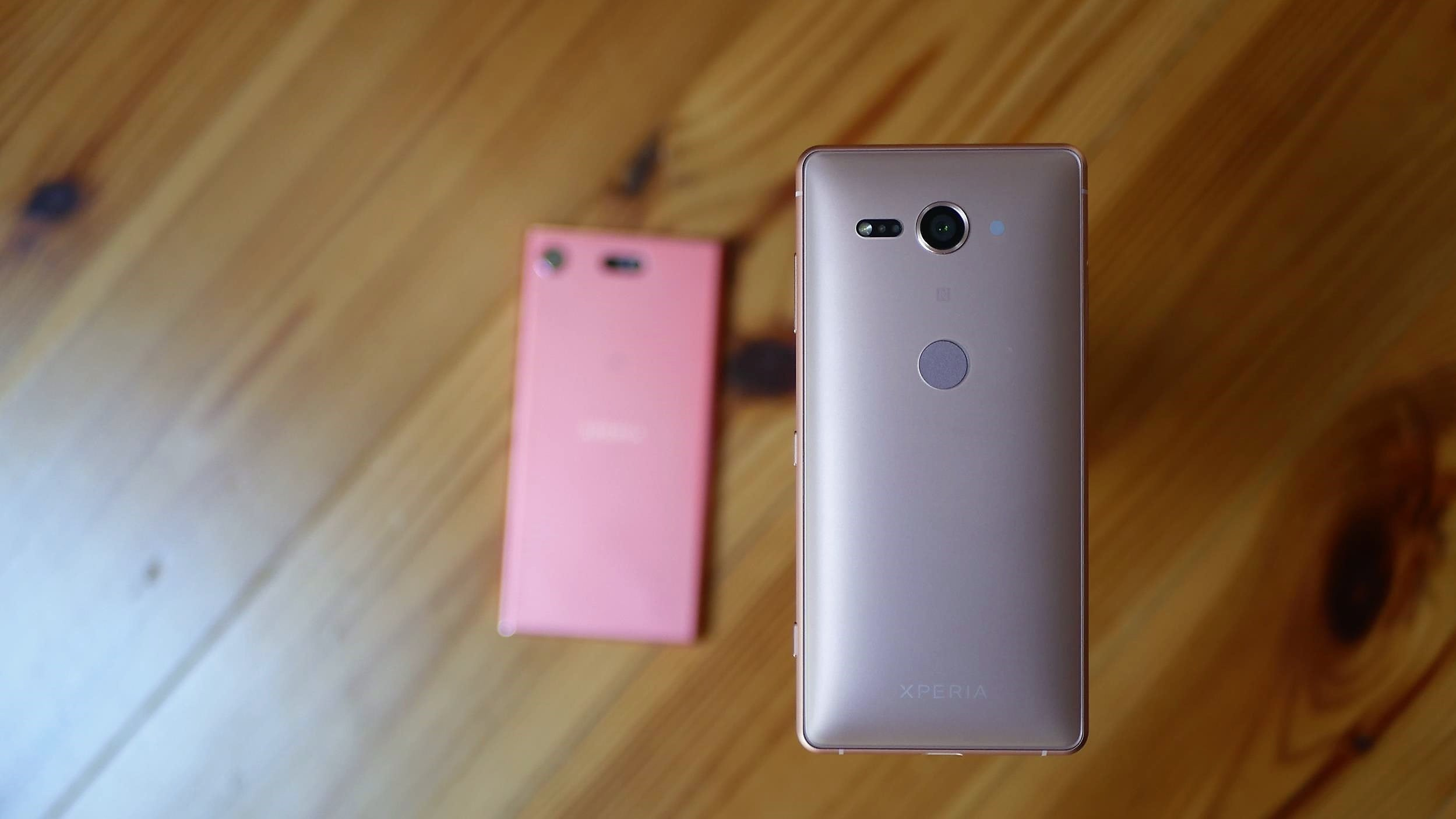 "Porównanie dwóch ""maluchów"" - Sony Xperia XZ1 Compact vs Xperia XZ2 Compact 30"