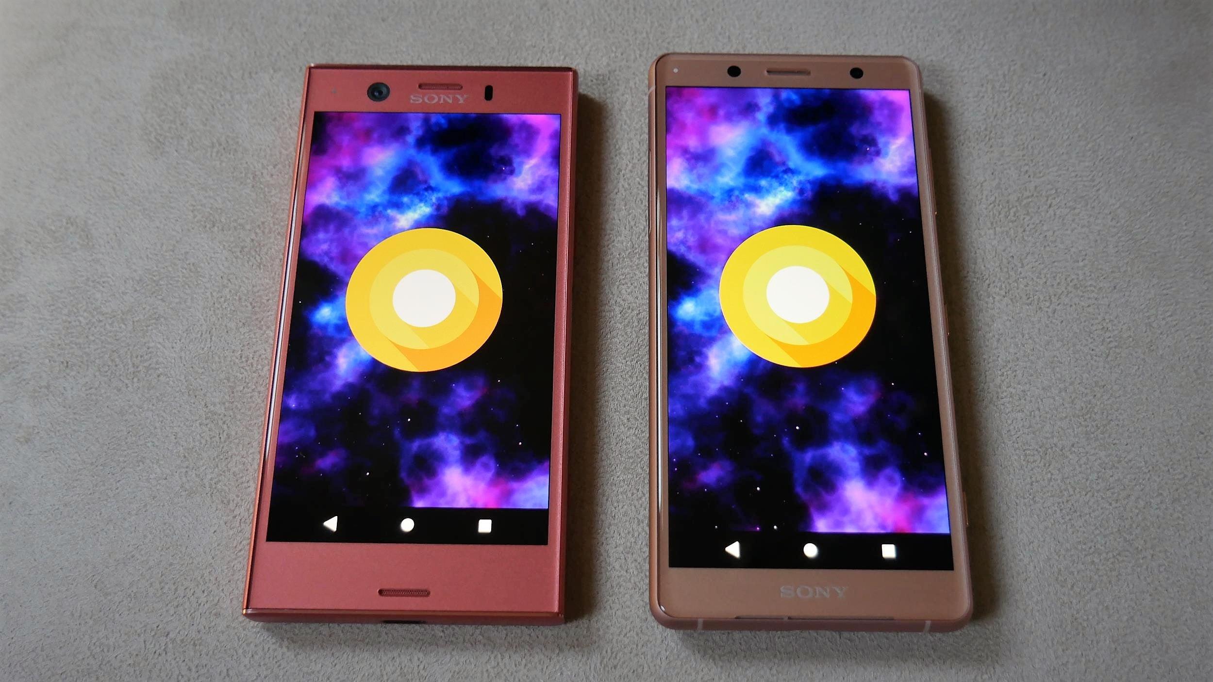 "Tabletowo.pl Porównanie dwóch ""maluchów"" - Sony Xperia XZ1 Compact vs Xperia XZ2 Compact Android Porównania Smartfony Sony"