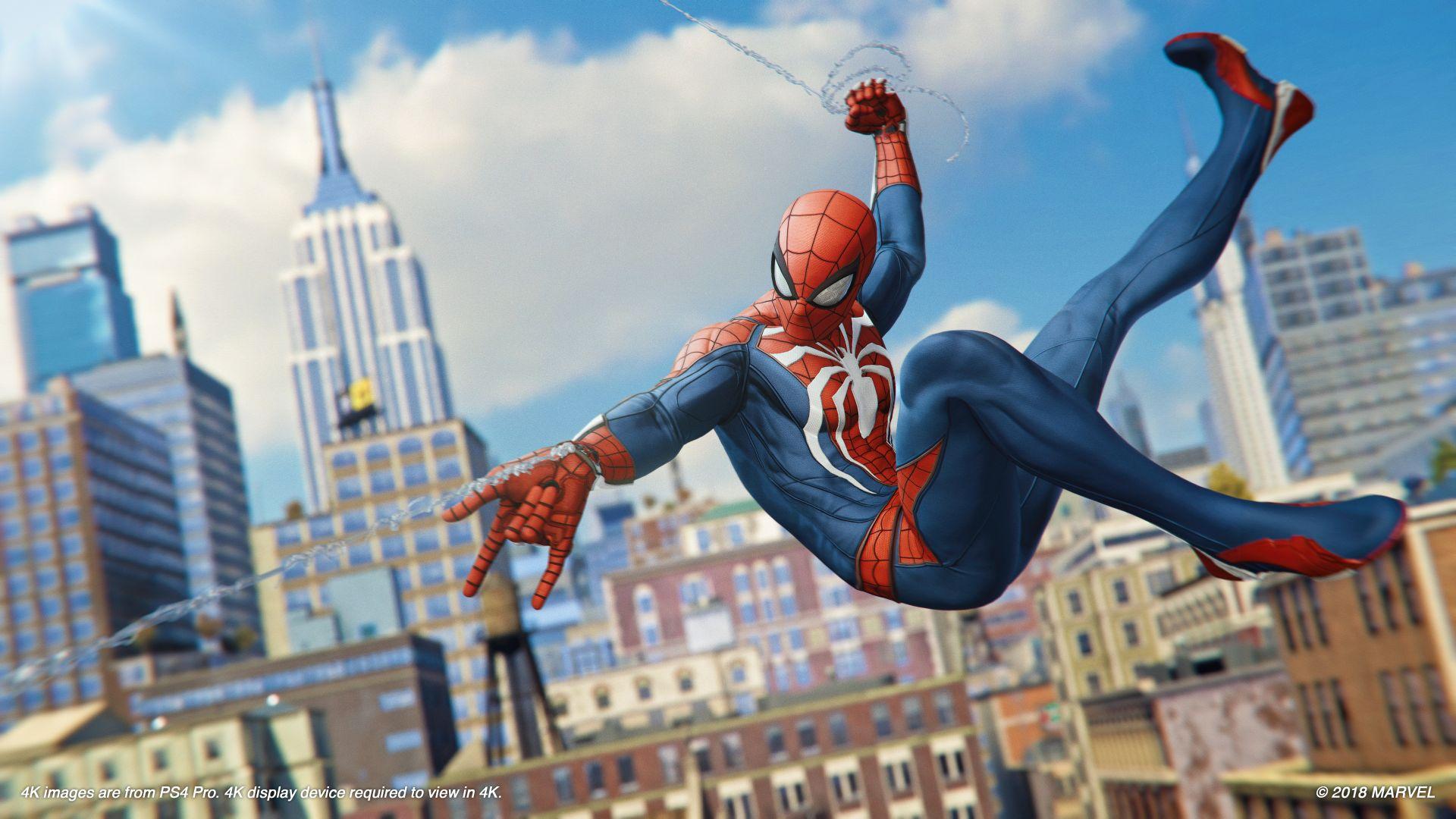Posiadacze gry Spider-Man na PlayStation 4 nie otrzymają za darmo wersji na PS5