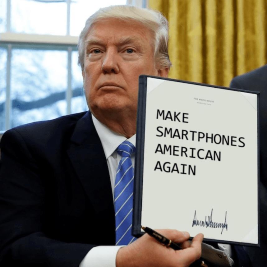 Chcąc zostać kongresmenem w USA, nie będziesz mógł używać smartfonów Huawei lub ZTE 20